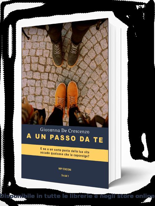 Immagine del libro 'A un passo da te'